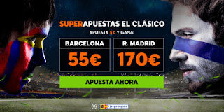 888sport ganancias clasico super apuestas Barcelona vs Real Madrid 6 mayo
