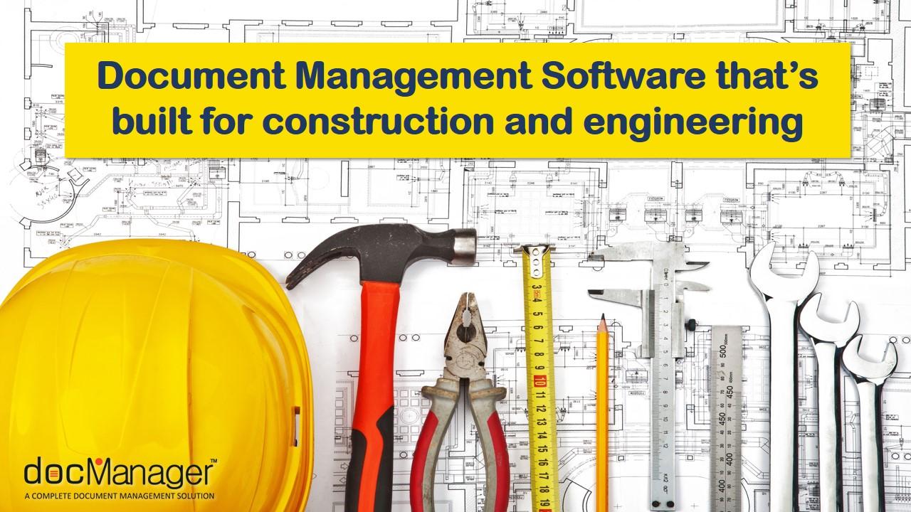 Document Management System (DMS), Doc Management Software / Solution