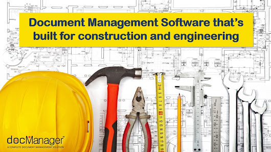 Document Management Software for Construction Industry