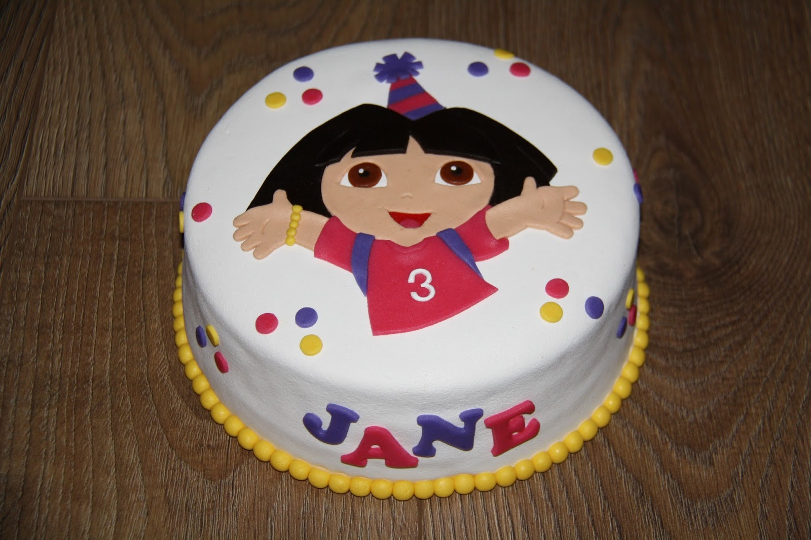 dora taart Karin's Taarten: Dora taart dora taart