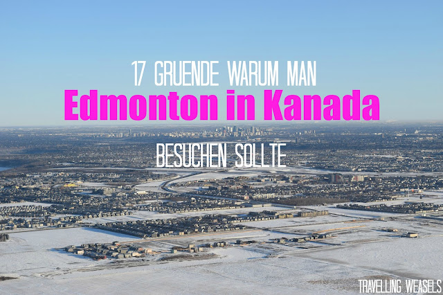 edmonton, kanada, urlaub, reisen