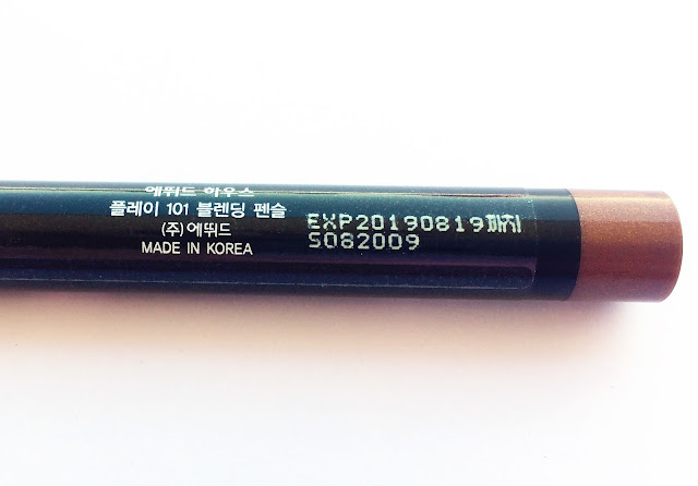 Play 101 Pencil by Etude House #22