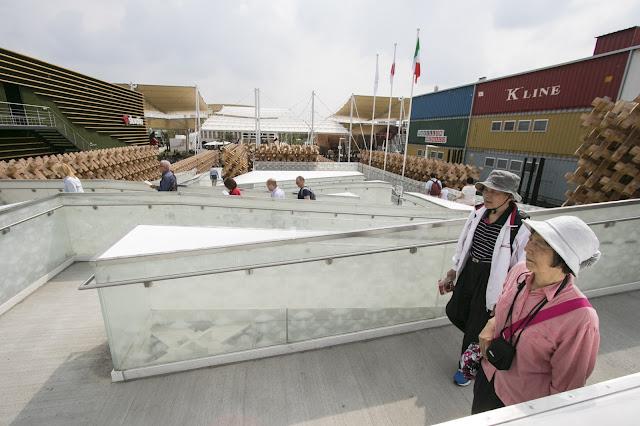 Padiglione Giappone-Expo 2015-Milano