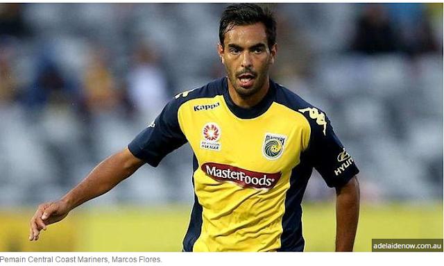 Gelandang asal Argentina Marcos Flores Segera Merapat ke Persib Bandung