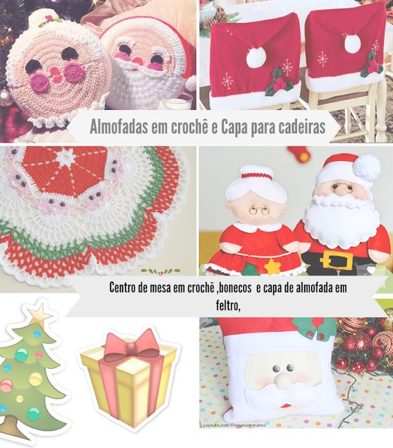 Dicas de decoração de natal para o lar -  Por: Vanessa Vany
