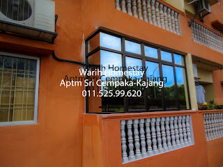 Warih-Homestay-ASC-Cermin-Tinted-Siap