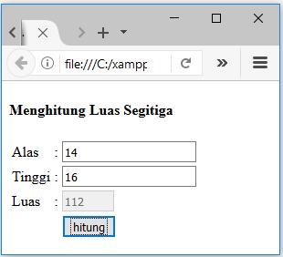Cara Mudah Menghitung Berat Badan Ideal dengan PHP