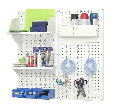 Craft Hobby Peg Board