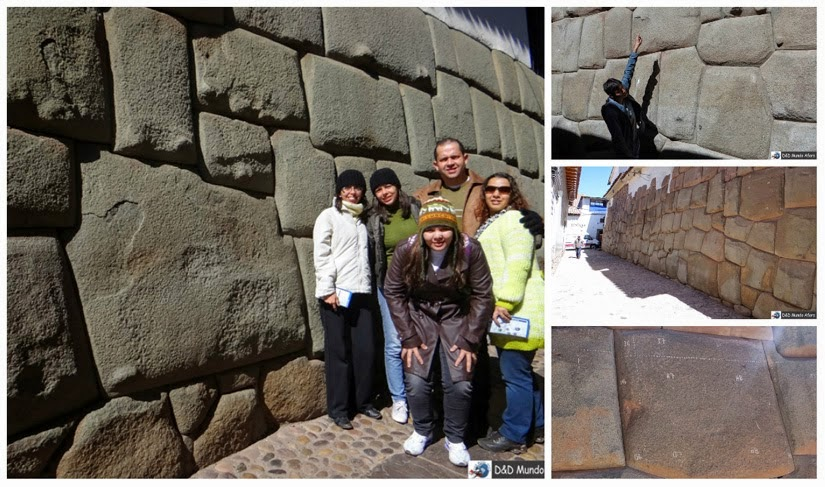 Pedra dos 12 ângulos - O que fazer em Cusco (Peru)
