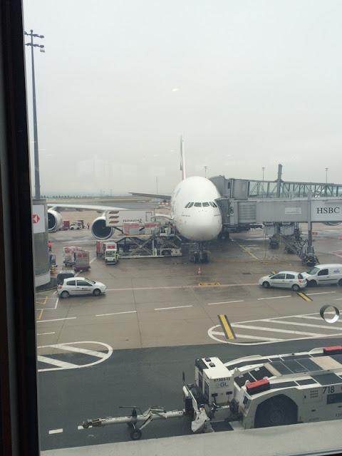 PHILIPPINES : A380 pour DUBAI / Logistique du voyage / www.by-laura.fr