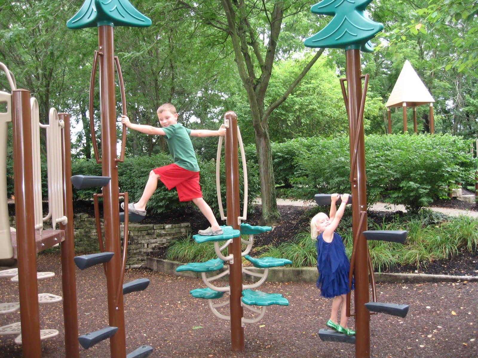 dublin veterans park and indian run falls park