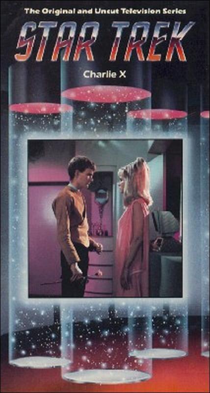 Star Trek: The Original Series - Season 1 Episode 02: Charlie X