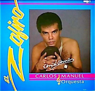 """CON EL ALMA - CARLOS MANUEL """"EL ZAFIRO"""" (1988) [Merengue]"""