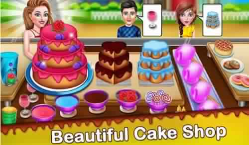 Chocolate Cake Maker Games Free Download For Android Apk