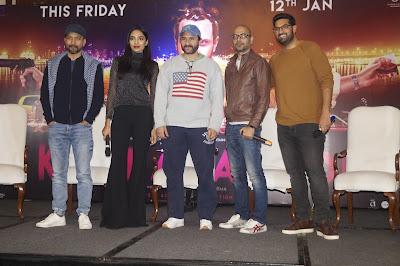 Watch the  Saif Ali Khan in the thrilling dark comedy 'Kaalakaandi'