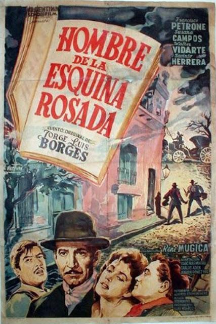 Hombre de la esquina rosada (1962) Cartel de Pelicula