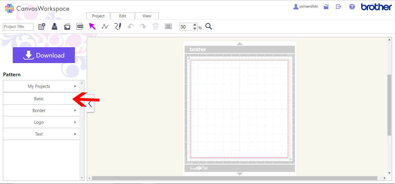 How to create a die cut photo frame with text in Canvas Workspace ...