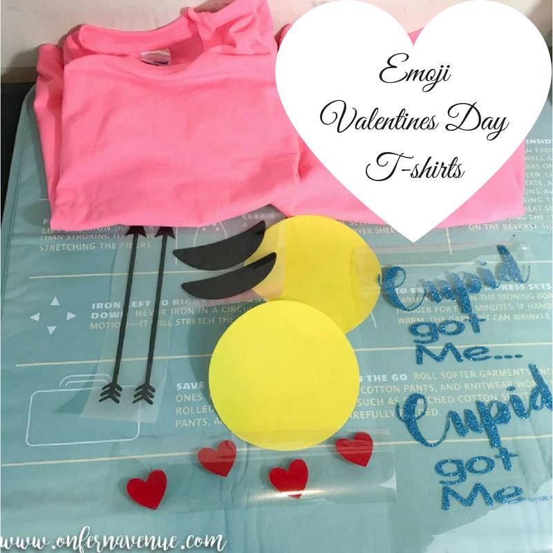 Emoji Valentines Day Shirt Lynn Fern