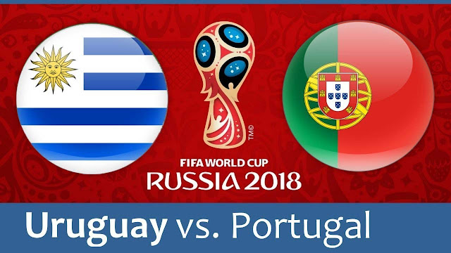 Uruguay vs Portugal Full Match Replay 30 June 2018
