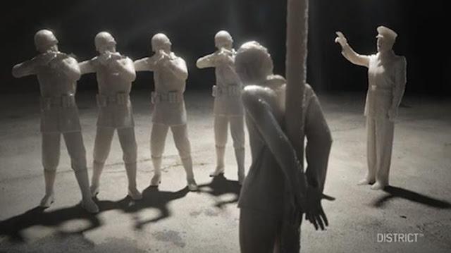 Video Proses Eksekusi Mati Bocor, Terpidana Berteriak Sebelum Ditembak