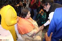 Amitabh Bachchan Launches Worlds 1st Mobile App Abc Of  Health 003.JPG