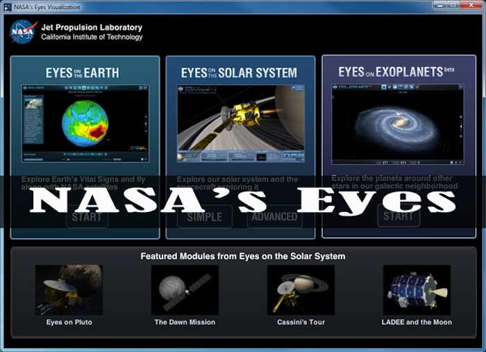 Ajak Siswa Menjelajahi Alam Semesta Dengan Aplikasi NASA's Eye