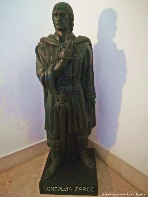 JOÃO GONÇALVES ZARCO - MUSEU DA MARINHA - LISBOA