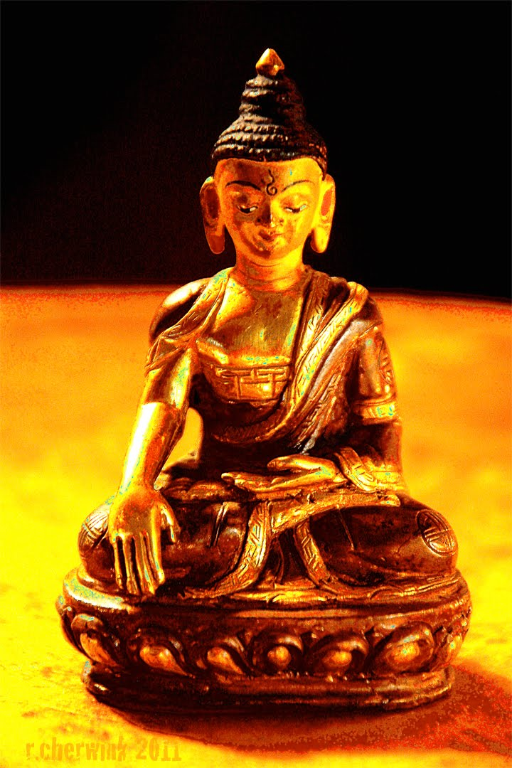Where buddhism meets science