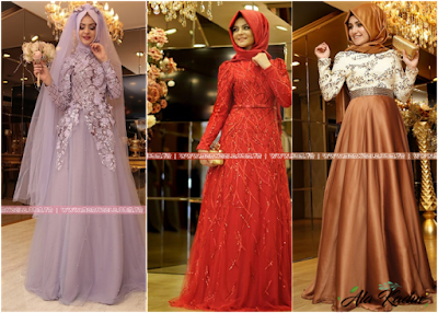 Pınar Şems abiye modelleri-En güzelleri