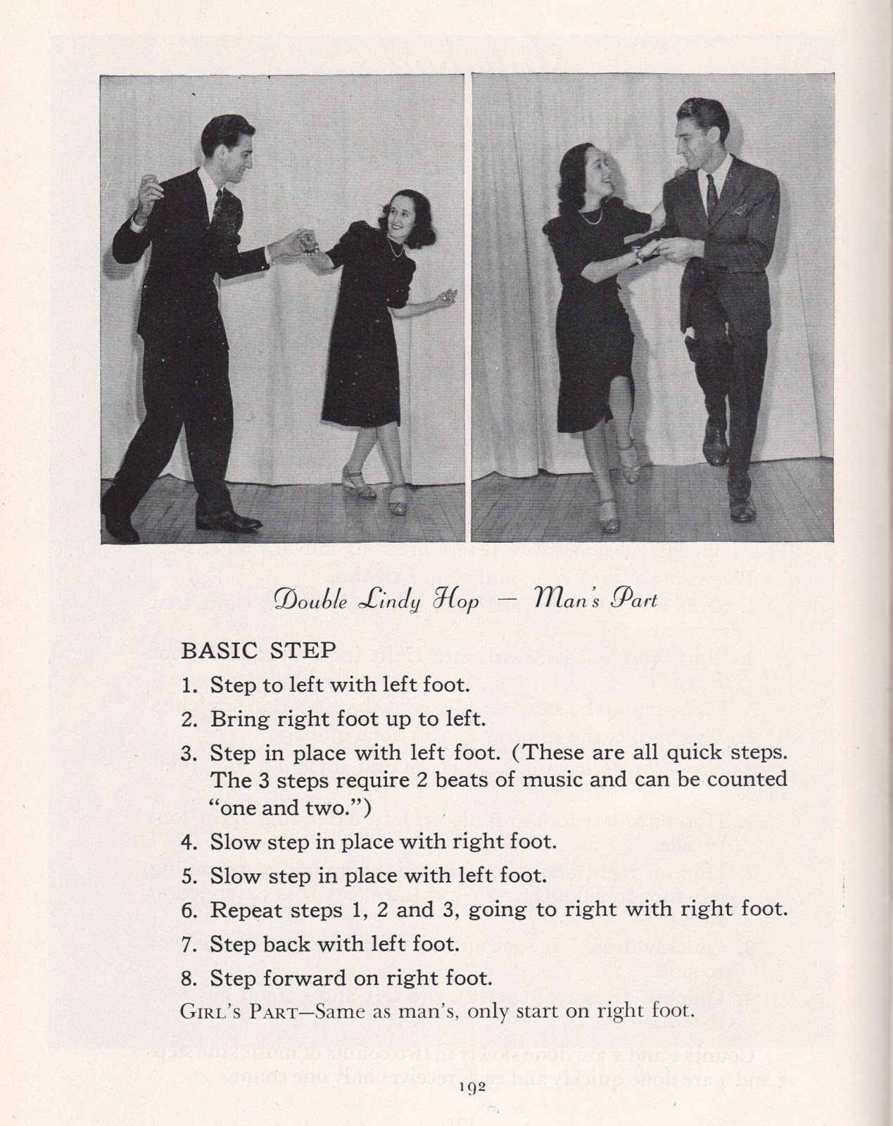 Two Step Dance Diagram Experimental Design Chart Lindy Hop Steps Slow Elsavadorla