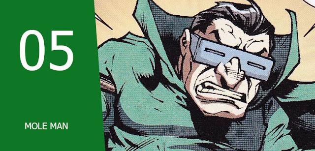 Musuh-musuh Fantastic Four,