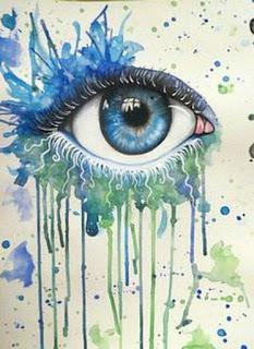 ojos-del-alma-dibujos-en-acuarela dibujos-ojos-pinturas