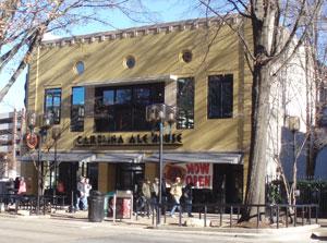 Carolina Ale House Main Street Greenville Upstate Sc Reviews