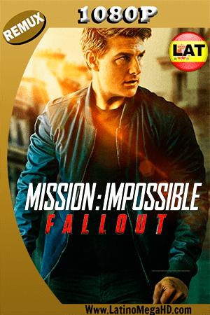 Misión: Imposible – Repercusión (2018) Latino BDRemux 1080P - 2018