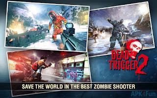 تنزيل لعبة Dead Trigger 2 v1.5.2 متعدد الاعبين للاندرويد