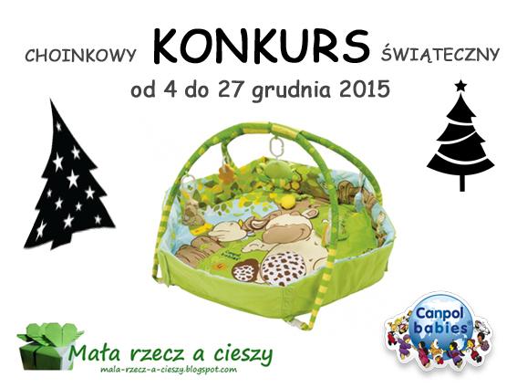 Konkurs Świąteczny - wygraj matę do zabawy od Canpol babies / Wyniki