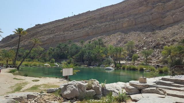 Wadi 'Bani Khalid' ~ Oman by ©Emmy DE