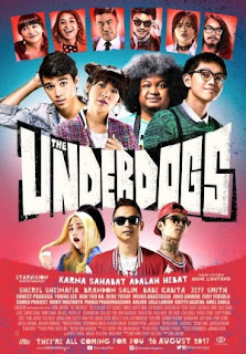 download Film The Underdogs (2017)