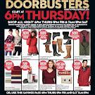 Macy's Black Friday Ad: Doorbuster Deals