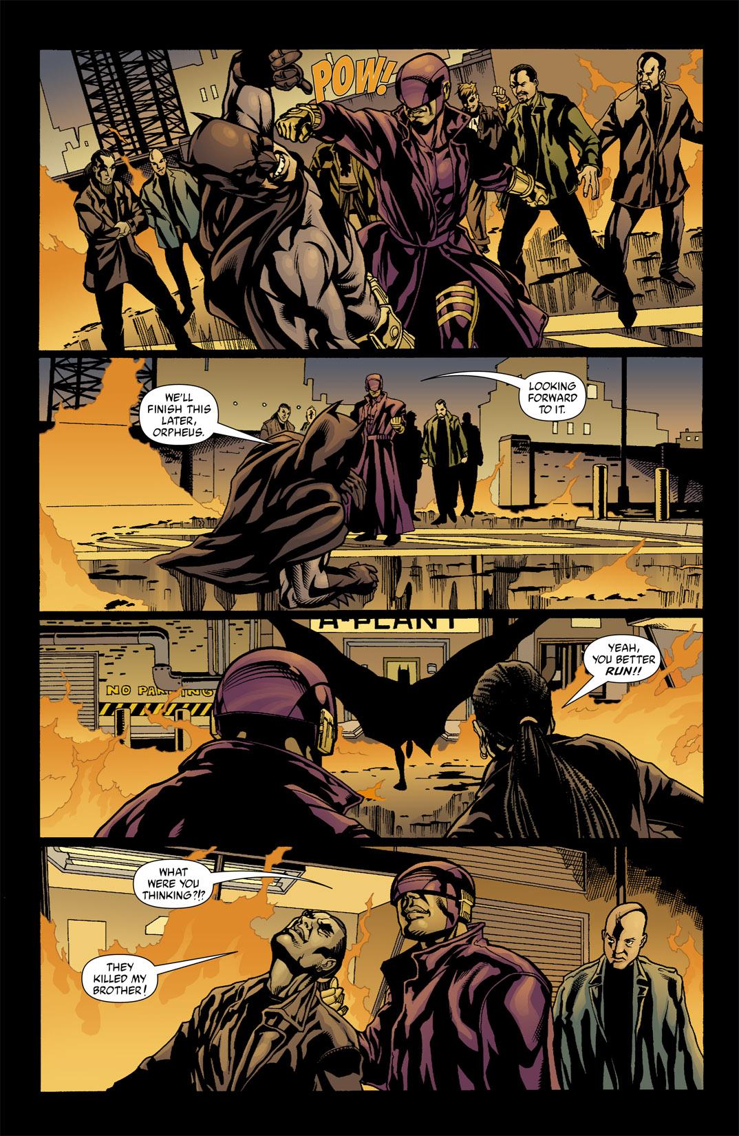 Detective Comics (1937) 795 Page 6