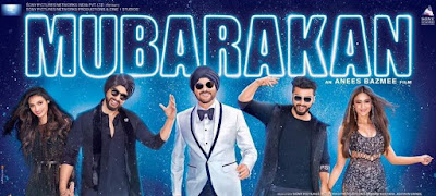Mubarakan 2017 Movie Free Download 720p BluRay