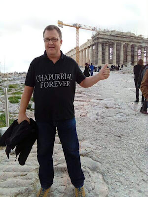 Chapurriau, Forever, Atenas