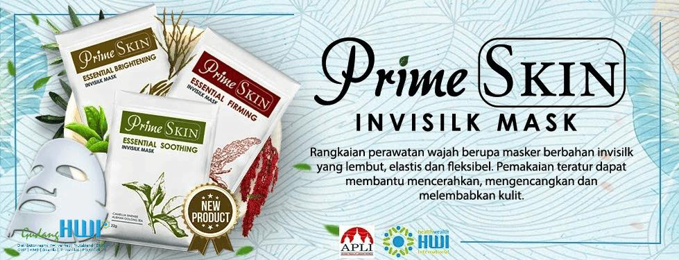 PrimeSkin Invisilk Mask