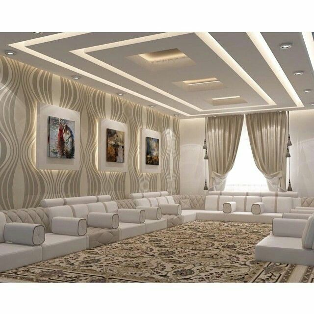 Simple Pop Ceiling Designs For Living Room In India Extension Plans صور ديكورات جبس صالون راقي جدا اجمل اشكال الجبس | شركة ارابيسك