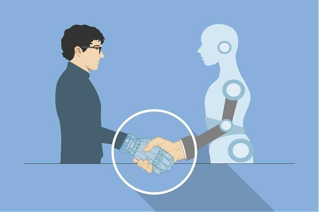 Pemanfaatan Robot AI Dalam Kehidupan Manusia