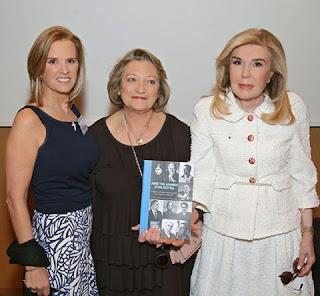 Η κυρία Kerry Kennedy, η σύζυγός του Προέδρου της Δημοκρατίας, κυρία Σίσσυ Παυλοπούλου και η κυρία Μαριάννα Β. Βαρδινογιάννη
