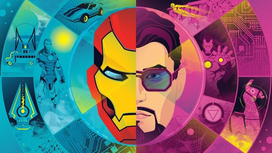 Fortnite Iron Man Chapter 2 Season 4 Loading Screen 4k Wallpaper 7 2536