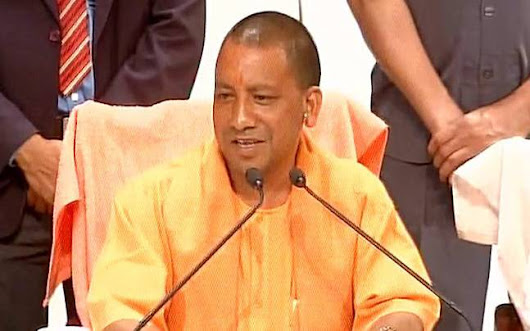 Rain harvesting is good for boosting agriculture and water resources both: CM Yogi Adityanath
