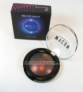 WYCON Cosmetics Disco Eyeshadow n.01 Rame