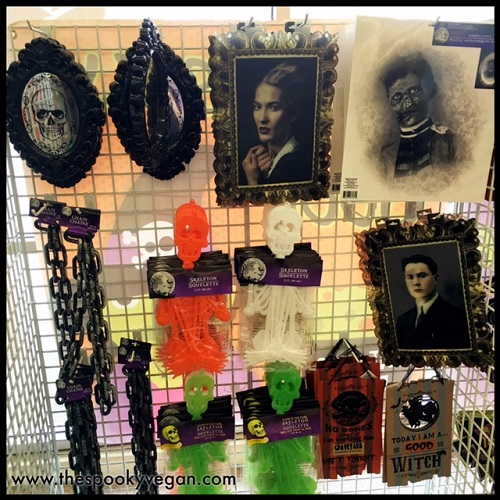 i took some pics of what they had check them out below - Dollar Tree Halloween